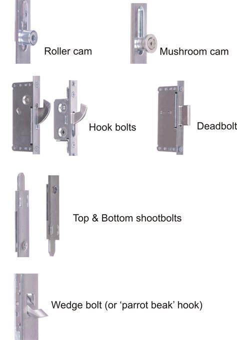 door lock types replacement multipoint door locks upvc locking systems