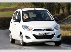 Hyundai i10 12 Style review Fiat Panda vs rivals Auto