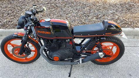1981 suzuki gs 450 motorcycles for sale