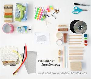 Invention Ideas For Kids Diy Kids Invention Box Tinkerlab