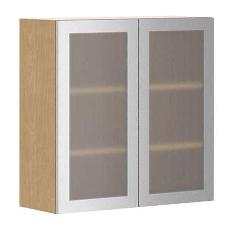 window pane kitchen cabinet doors fabritec ready to assemble 30x30x12 5 in birmingham wall