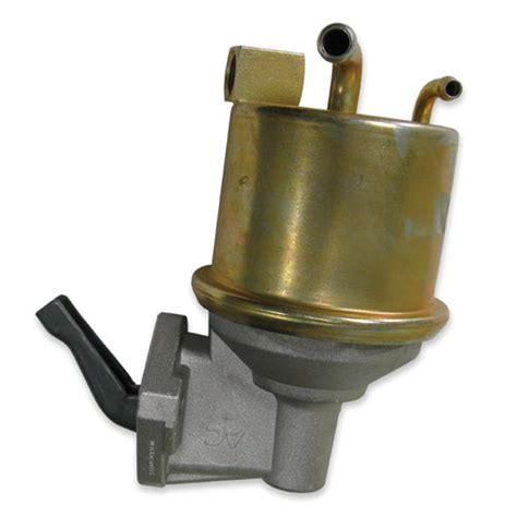 chevrolet fuel pump  return ac delco