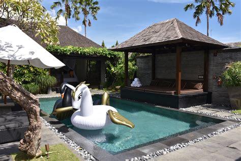 peppers seminyak luxury villa review   travel girls