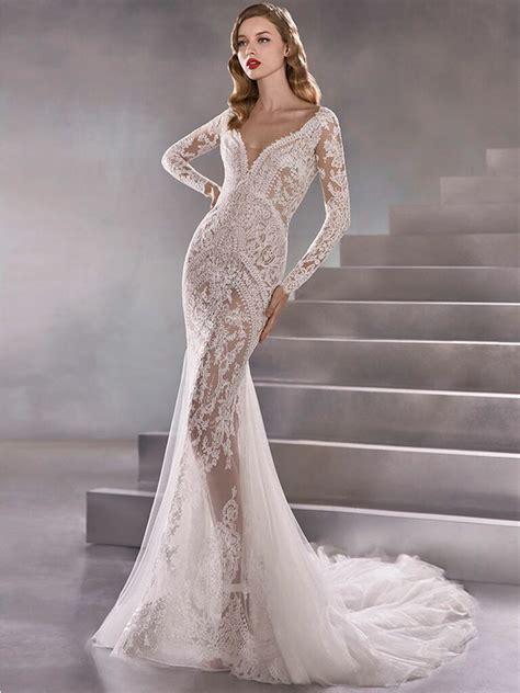 atelier pronovias wedding dresses  fall  bridal