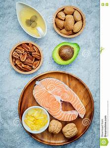 Selection Food Sources Of Omega 3 And Unsaturated Fats ...