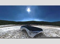 SolarPowered Concept Wins Aurora Survivor 2050