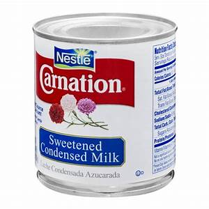 Nestle Carnation Sweetened Condensed Milk 14 OZ ...