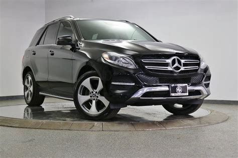 The gle is the bestseller in the suv segment: 2017 Mercedes-Benz GLE-Class for Sale in Wood Dale, IL - CarGurus