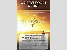 Takoma Park SDA Church – Griefshare A Grief Support Group
