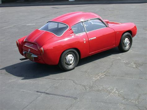 Fiat Abarth Zagato by 1959 Fiat Abarth 750 Gt Zagato Co 21969
