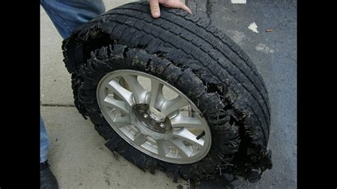 Tyre Wear And Tear In Hindi
