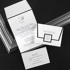 tri fold invites weddingbee With tri fold wedding invitations with tear off rsvp template