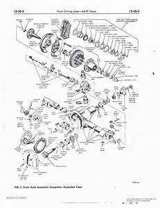 bronco bearing diagram imageresizertoolcom With bx2200 parts diagram furthermore ford dana 44 front axle exploded view