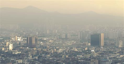 Outdoor Air Pollution's Effect On Indoor Air