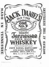 Jack Daniels Vector Daniel Label Stencil Google Silhouette Svg Bottle Template Clip Blank Stickers Quotes Stencils Party Deviantart Logos  sketch template