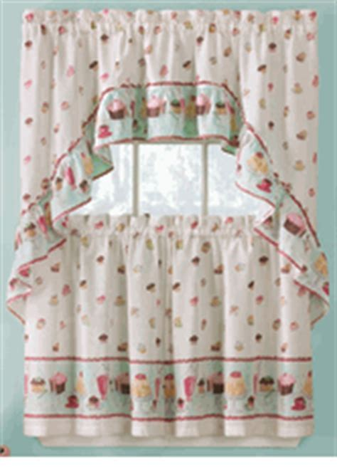 Discount Kitchen Curtain Sets, Swags & Tiers   Swags