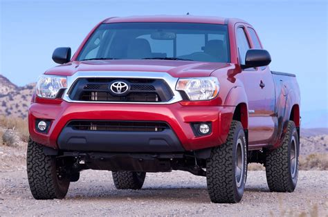 2014 Toyota Tacoma by 2014 Toyota Tacoma Redesign