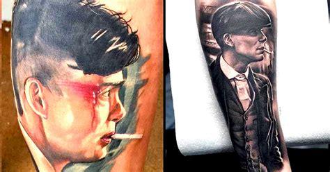 gripping peaky blinders tattoos tattoodo