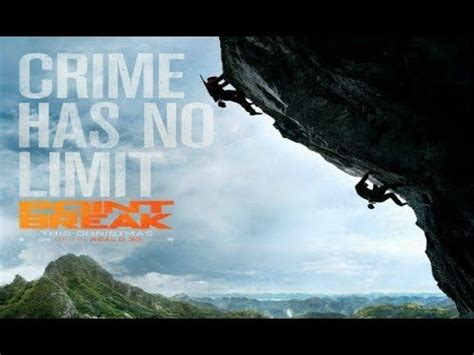 Amazing Rock Climbing Scene Film Point Break Youtube
