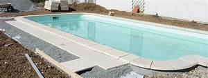 terrasse piscine pose With attractive comment poser des margelles de piscine 6 terrasse pour poser une piscine