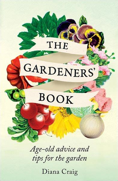 Wonderful New Book Gardeners by The Gardeners Book Age Advice And Tips For The