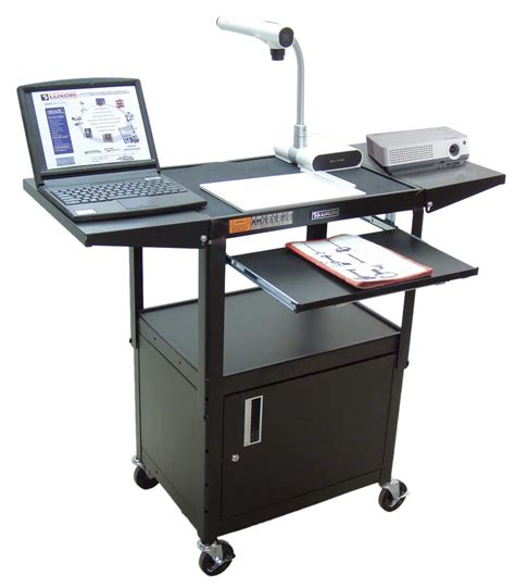 Mobile Computer Workstation by Mobile Computer Cabinet Office Furniture
