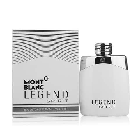 montblanc legend spirit eau de toilette spray