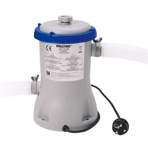 pompe pour piscine autoportee filtre 224 cartouche pour piscine autoportante bestway 2m3 h achat vente pompe filtration