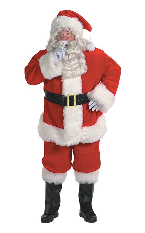 professional santa suit santa supply online
