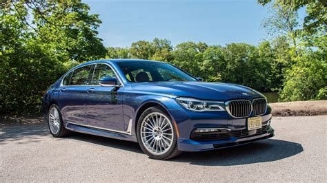 Bmw Alpina B3 2020 by 2018 Bmw Alpina B7 Is A Comfortable 600 Horsepower