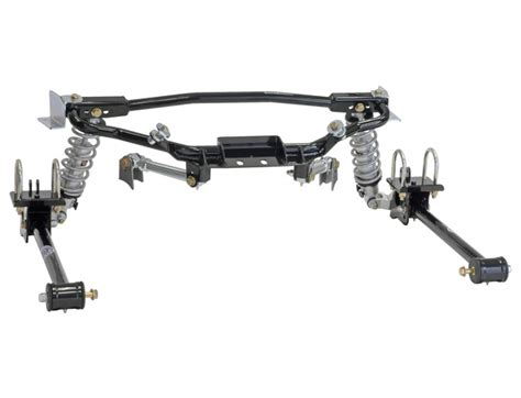 Cougar 6770 4 Bar Coilover Rear Suspension Kit
