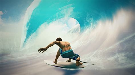 surf world series playstation  review surf  rage