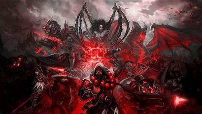 Warcraft Varian Starcraft Sylvanas Kerrigan King Thrall