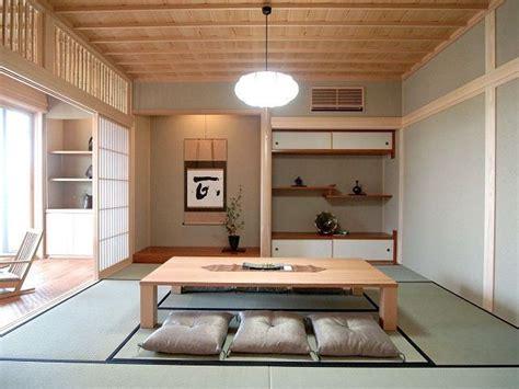 desain interior ala jepang nyaman dinamis minimalis
