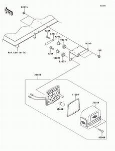 Kawasaki Mule 610 Parts Diagram