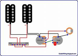 B Guitar Two Pickup Wiring Diagram Guitar Sound Diagram Wiring Diagram