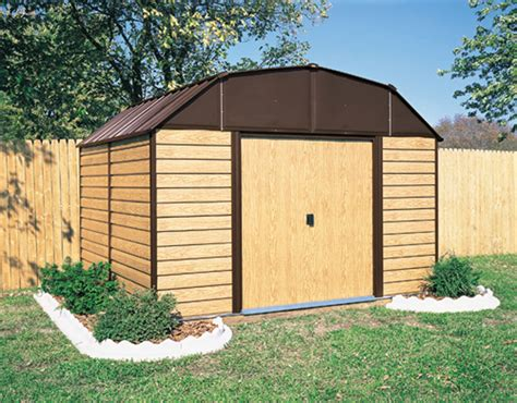 storage sheds sears canada arrow woodhaven 10 x14 shed sears