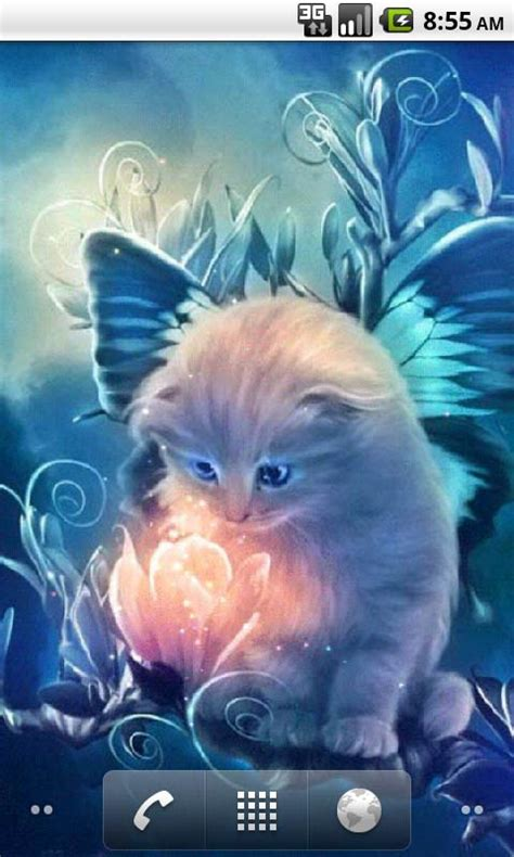 kitty  magic  wallpapers android app  apk