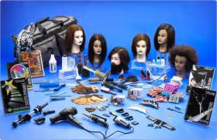 Beauty Cosmetology School Kits