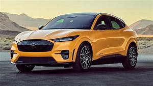 Ford Mustang Mach-E GT Performance Edition 2021: la versión más prestacional alcanzará los 487 CV