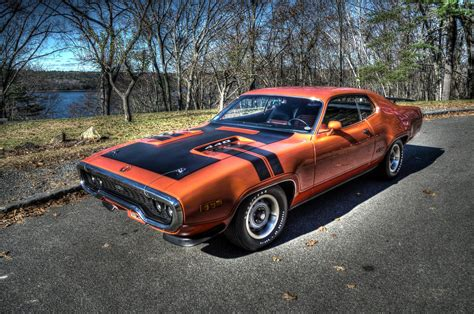 1971, Cars, Classic, Gtx, Muscle, Plymouth, Road, Runner ...