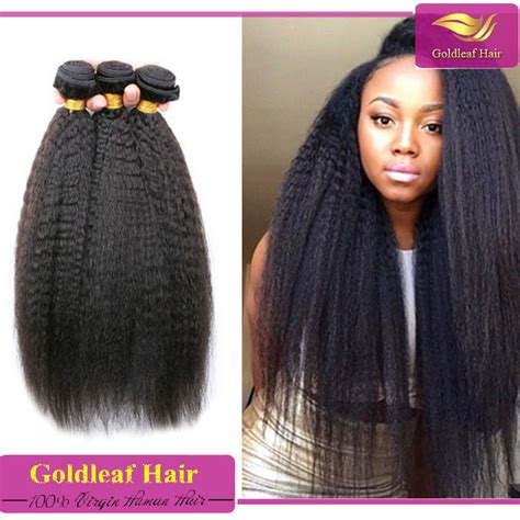 products  afro style hair extension real malaysian