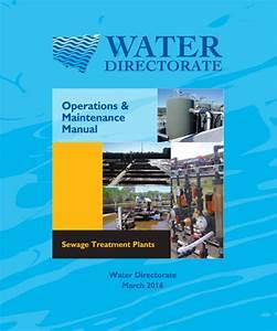 O U0026m Manual For Sewage Treatment Plants - 2016