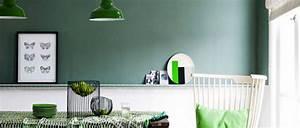 Peinture Spéciale Cuisine : 11 couleurs cuisine avec une peinture murale tendance ~ Melissatoandfro.com Idées de Décoration