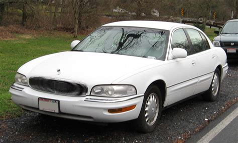 Buick 98 Park Avenue by File 98 02 Buick Park Avenue Jpg Wikimedia Commons