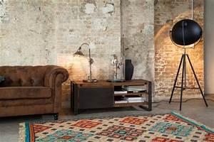 Wohnzimmer Industrial. stilvolle industrial wohnzimmer designs die ...