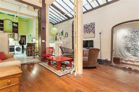 spacious light filled  east side artists loft lists