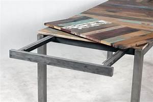 Table A Rallonge Pour 16 Personnes : table avec rallonge table cuisine 2 personnes maisonjoffrois ~ Teatrodelosmanantiales.com Idées de Décoration