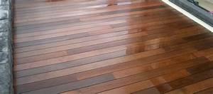 Terrasse En Ipe : lame de terrasse ip 21x145mm en 1m25 selection bois ~ Premium-room.com Idées de Décoration