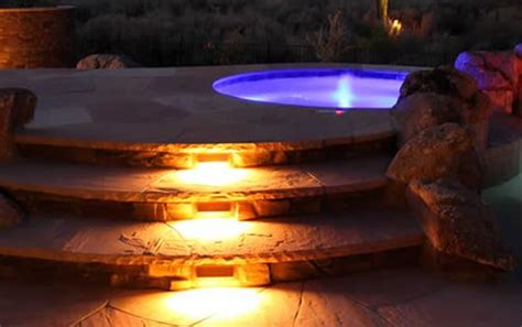low voltage pool light low voltage outdoor lighting landscaping network